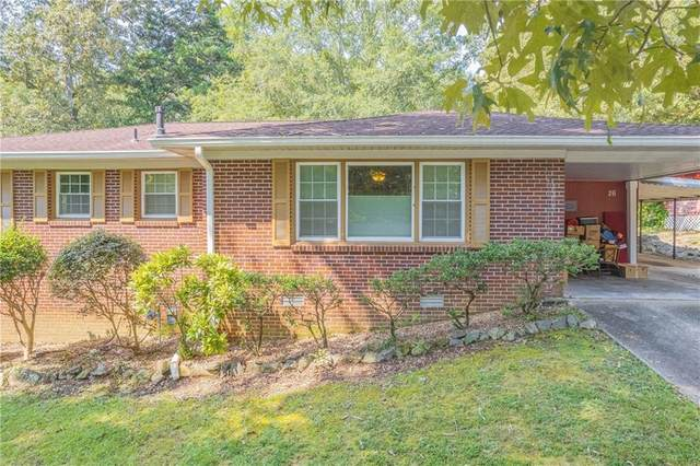 26 Poplar Street, Toccoa, GA 30577 (MLS #6937039) :: North Atlanta Home Team