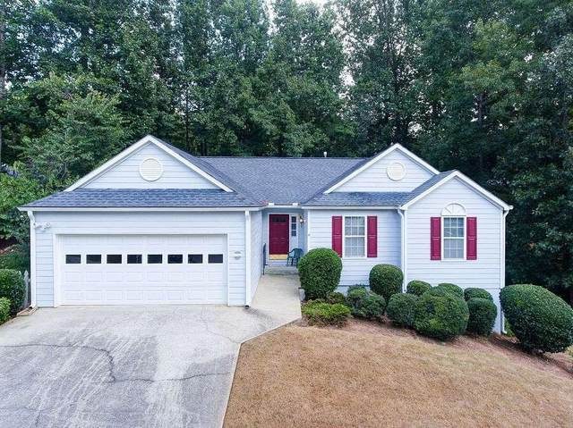 2660 Marleigh Farm Road NW, Kennesaw, GA 30152 (MLS #6937057) :: Kennesaw Life Real Estate