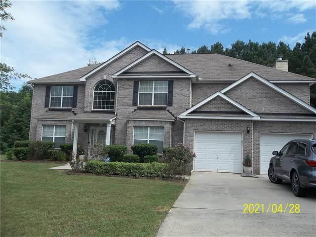 321 Riverview Court, Fairburn, GA 30213 (MLS #6937066) :: North Atlanta Home Team
