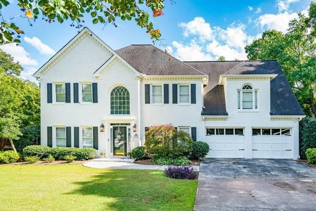 3151 Crestmont Way NW, Kennesaw, GA 30152 (MLS #6937072) :: North Atlanta Home Team