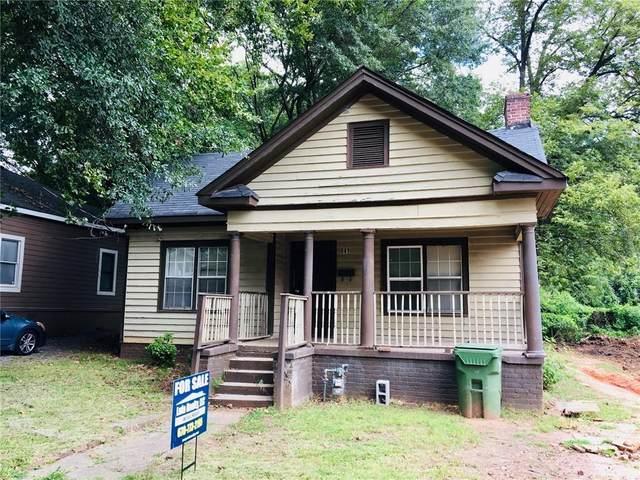 641 Pearce Street SW, Atlanta, GA 30310 (MLS #6937073) :: The Hinsons - Mike Hinson & Harriet Hinson