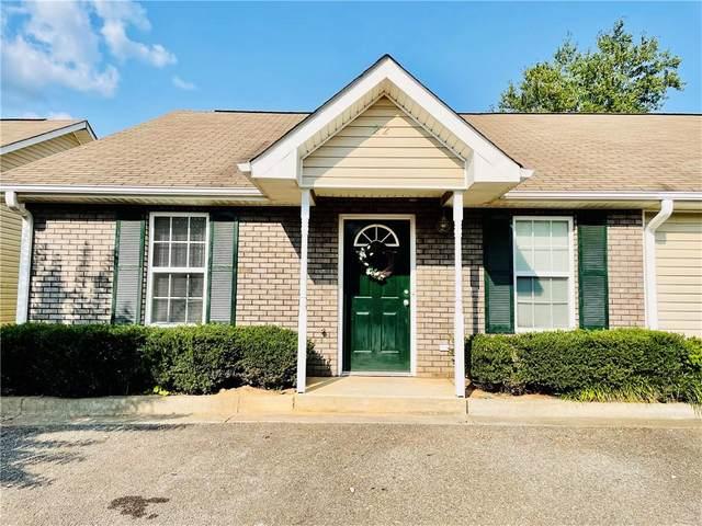 18 Brittany Court #22, Jasper, GA 30143 (MLS #6937188) :: Dawn & Amy Real Estate Team