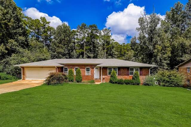 4845 W Lake Way, Douglasville, GA 30135 (MLS #6937206) :: Atlanta Communities Real Estate Brokerage