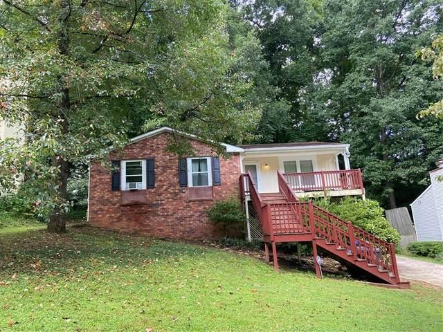 160 Hembree Forest Circle, Roswell, GA 30076 (MLS #6937261) :: RE/MAX Prestige