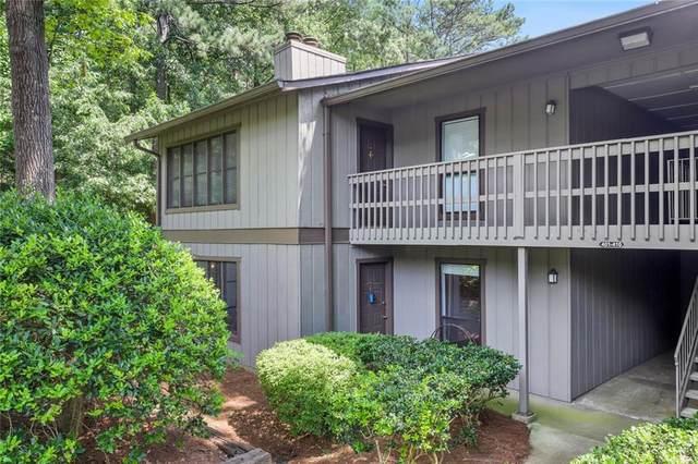 401 Smokerise Circle SE, Marietta, GA 30067 (MLS #6937287) :: North Atlanta Home Team