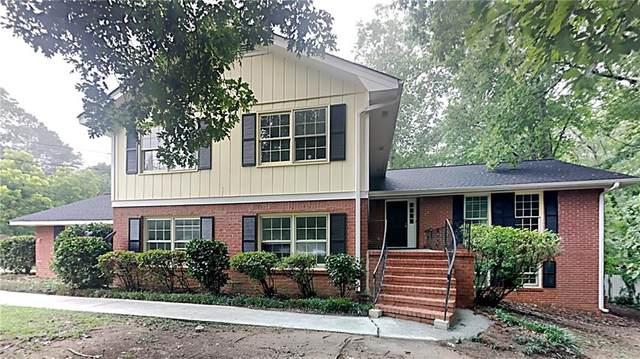 2230 Hampton Trail SE, Conyers, GA 30013 (MLS #6937308) :: Kennesaw Life Real Estate