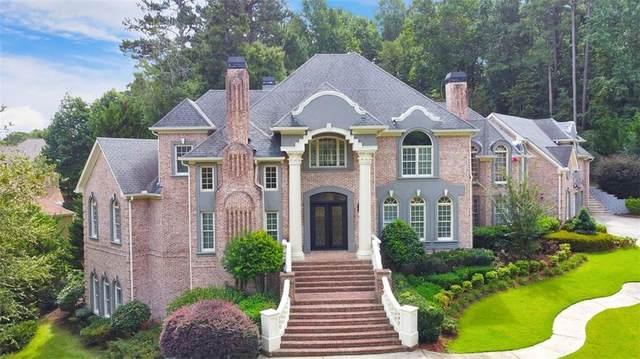 5343 Saville Drive NW, Acworth, GA 30101 (MLS #6937351) :: North Atlanta Home Team