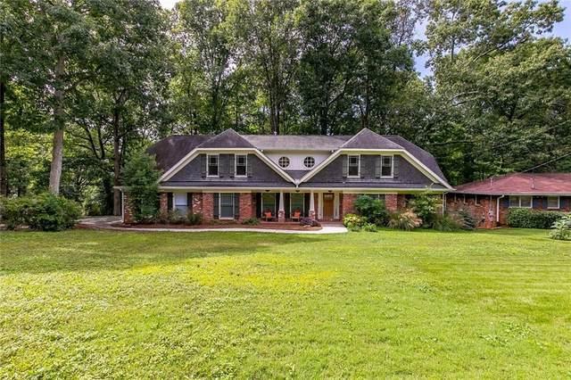 1456 Kahanna Drive, Decatur, GA 30033 (MLS #6937357) :: North Atlanta Home Team