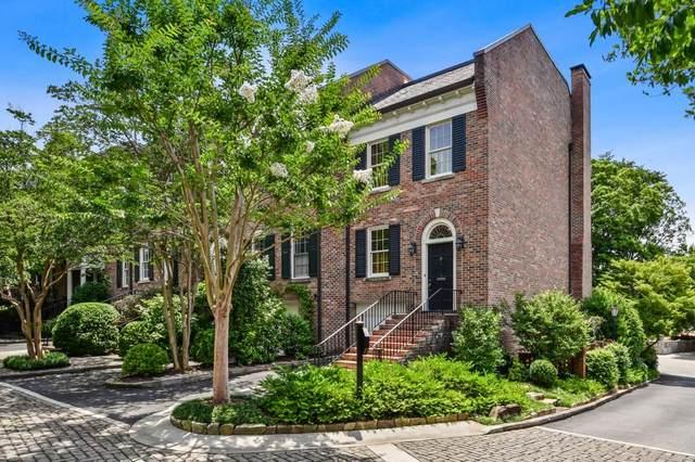 238 15th Street #1, Atlanta, GA 30309 (MLS #6937384) :: Kennesaw Life Real Estate