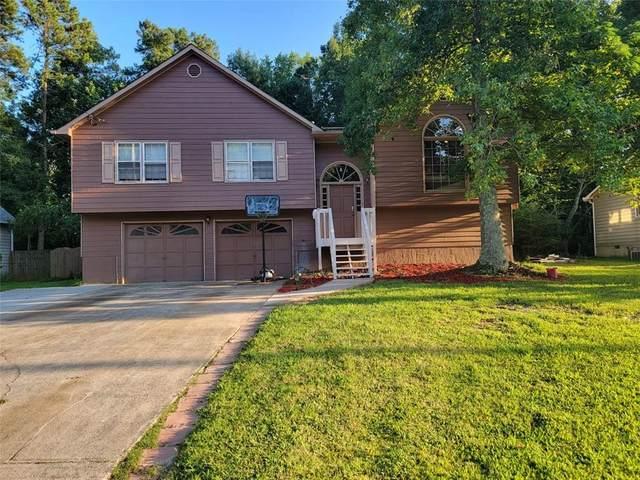 2457 Clintwood Drive SW, Marietta, GA 30064 (MLS #6937395) :: North Atlanta Home Team