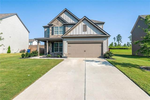 7369 Stone Bluff Drive, Douglasville, GA 30134 (MLS #6937409) :: Compass Georgia LLC
