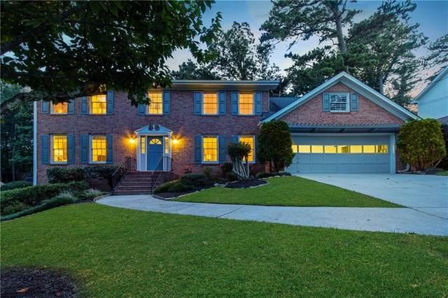 5170 Corners Drive, Dunwoody, GA 30338 (MLS #6937435) :: RE/MAX Paramount Properties