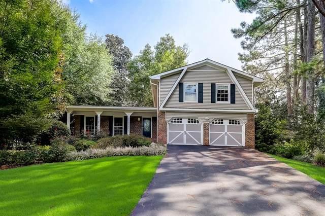 2490 Brookhurst Drive, Atlanta, GA 30338 (MLS #6937475) :: North Atlanta Home Team