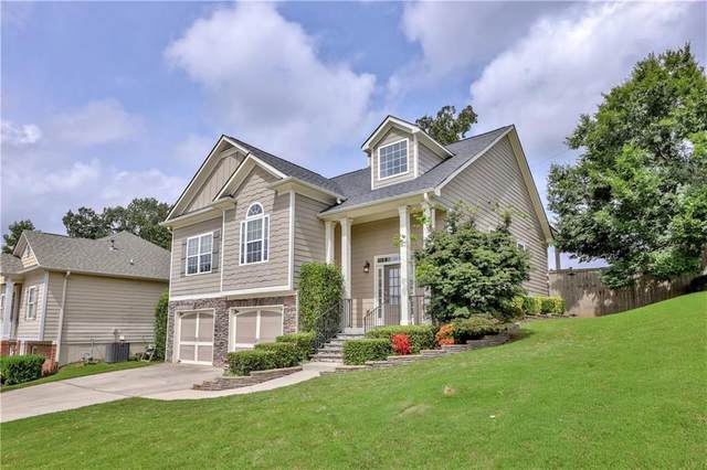 5800 Chapel Village Court, Douglasville, GA 30135 (MLS #6937567) :: North Atlanta Home Team