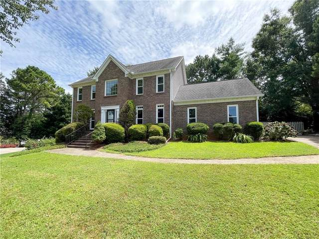 1689 Holly Lake Cove, Snellville, GA 30078 (MLS #6937591) :: The Realty Queen & Team