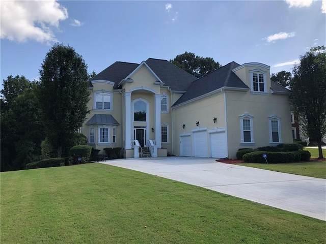 1127 Greenridge Lane, Lithonia, GA 30058 (MLS #6937594) :: North Atlanta Home Team