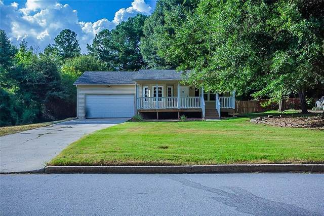 1671 Rose Garden Lane, Loganville, GA 30052 (MLS #6937596) :: Path & Post Real Estate