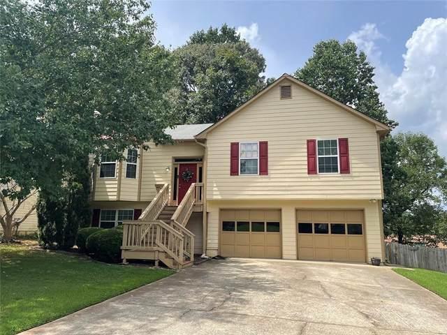 4965 Abbotts Glen Trail NW, Acworth, GA 30101 (MLS #6937600) :: North Atlanta Home Team