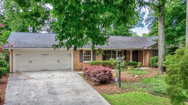 2935 Applewood Court NE, Atlanta, GA 30345 (MLS #6937612) :: Atlanta Communities Real Estate Brokerage