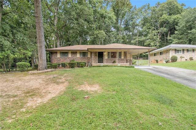 2345 Britley Terrace, Atlanta, GA 30349 (MLS #6937624) :: North Atlanta Home Team