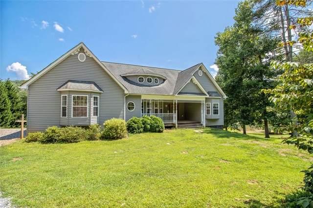 349 Cozy Cove Hollow, Blairsville, GA 30512 (MLS #6937644) :: North Atlanta Home Team