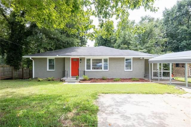 3557 N Druid Hills Road, Decatur, GA 30033 (MLS #6937646) :: North Atlanta Home Team