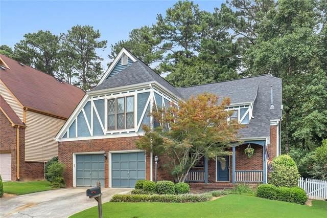 2538 Briers North Drive, Dunwoody, GA 30360 (MLS #6937666) :: North Atlanta Home Team