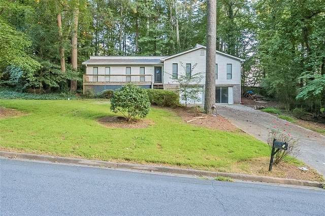 231 Lake Forest Drive, Acworth, GA 30102 (MLS #6937674) :: North Atlanta Home Team