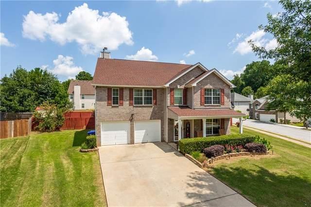 538 Jake Trail, Jonesboro, GA 30238 (MLS #6937685) :: North Atlanta Home Team