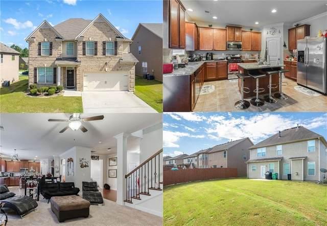 7644 Outcrop Pass, Lithonia, GA 30058 (MLS #6937704) :: Scott Fine Homes at Keller Williams First Atlanta