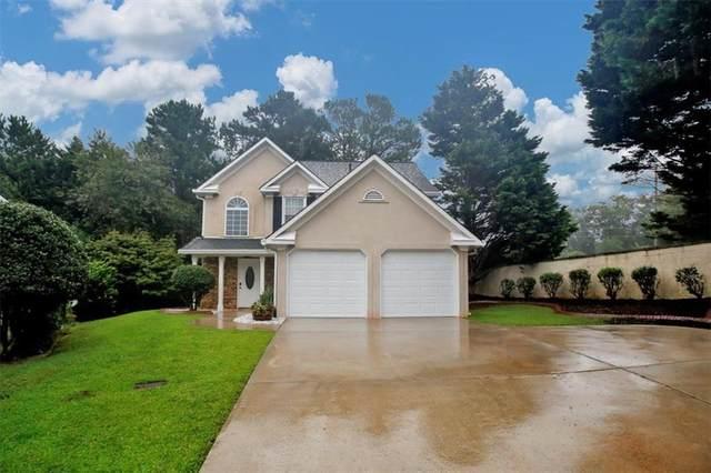 1489 Rosewood Creek Drive, Marietta, GA 30066 (MLS #6937710) :: North Atlanta Home Team
