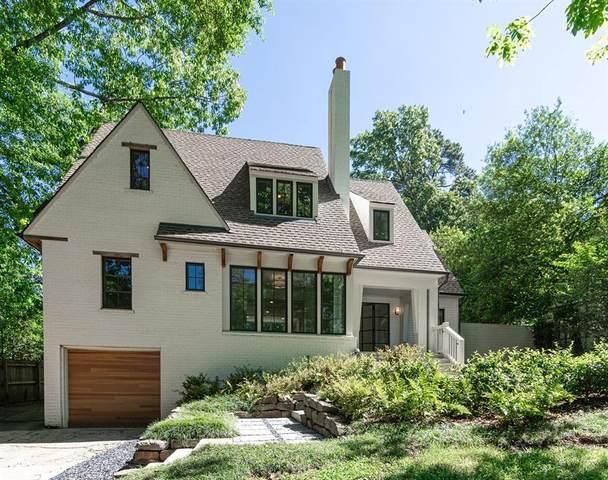 242 Alberta Drive NE, Atlanta, GA 30305 (MLS #6937723) :: Atlanta Communities Real Estate Brokerage