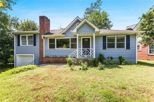 511 NE Pelham Road NE, Atlanta, GA 30324 (MLS #6937768) :: Atlanta Communities Real Estate Brokerage