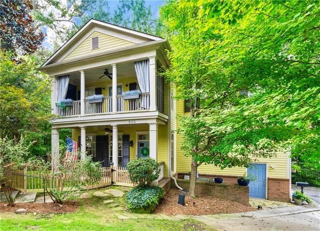 635 Holcomb Bridge Road, Norcross, GA 30071 (MLS #6937814) :: North Atlanta Home Team