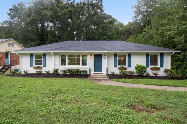 607 Densley Drive, Decatur, GA 30033 (MLS #6937817) :: The Kroupa Team | Berkshire Hathaway HomeServices Georgia Properties