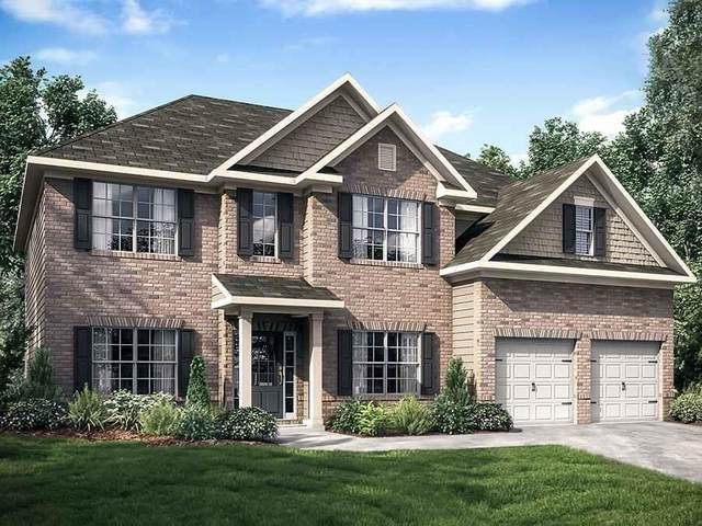 132 Harbor Trail, Adairsville, GA 30103 (MLS #6937899) :: North Atlanta Home Team