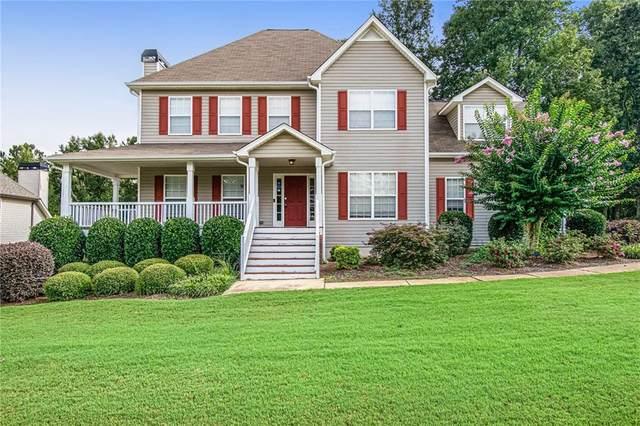 742 Bentonville Lane, Douglasville, GA 30134 (MLS #6937910) :: North Atlanta Home Team