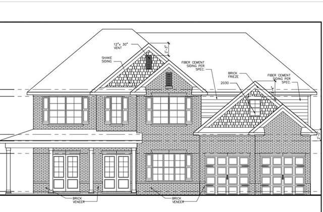260 Iris Lake Road, Mcdonough, GA 30252 (MLS #6937951) :: North Atlanta Home Team