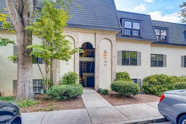 69 Chaumont Square NW, Atlanta, GA 30327 (MLS #6937963) :: Atlanta Communities Real Estate Brokerage