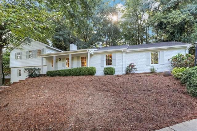 2541 Hyde Manor Drive NW, Atlanta, GA 30327 (MLS #6937992) :: North Atlanta Home Team