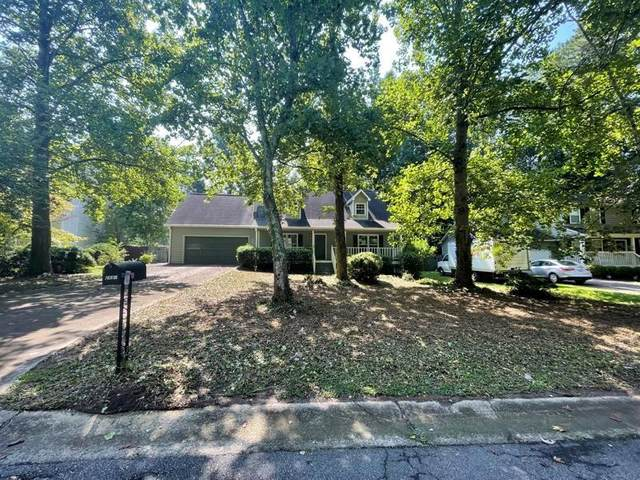 2535 Country Lake Circle, Powder Springs, GA 30127 (MLS #6938023) :: North Atlanta Home Team