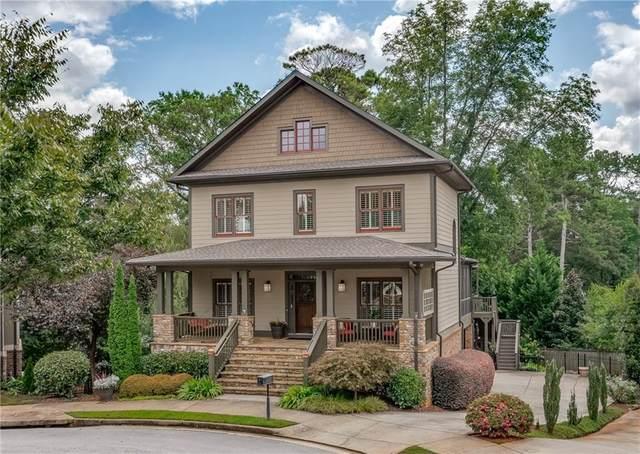 3353 Rammel Way, Avondale Estates, GA 30002 (MLS #6938036) :: North Atlanta Home Team