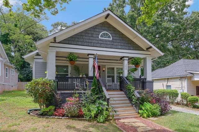 359 Inman Street SW, Atlanta, GA 30310 (MLS #6938050) :: The Hinsons - Mike Hinson & Harriet Hinson