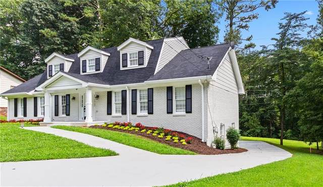 3212 Topaz Lane SW, Atlanta, GA 30331 (MLS #6938112) :: North Atlanta Home Team
