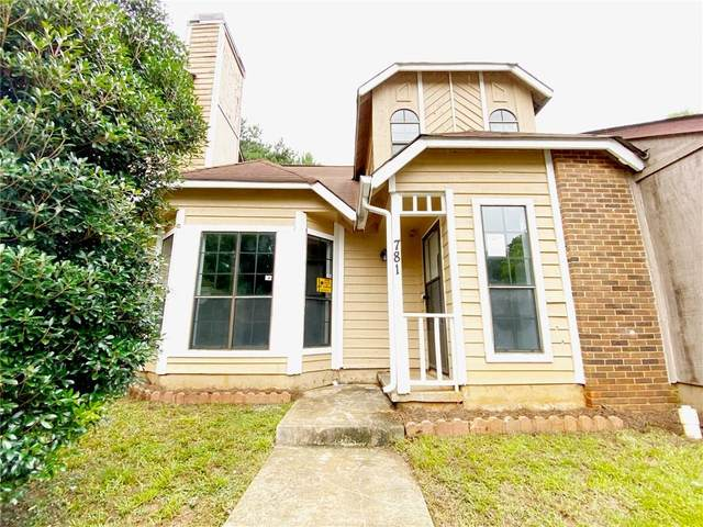 781 Heritage Oaks Drive, Stone Mountain, GA 30088 (MLS #6938162) :: Dawn & Amy Real Estate Team