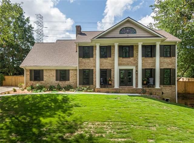 1901 Leiden Court, Dunwoody, GA 30338 (MLS #6938186) :: North Atlanta Home Team