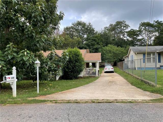 208 Irving Avenue, Griffin, GA 30223 (MLS #6938199) :: North Atlanta Home Team