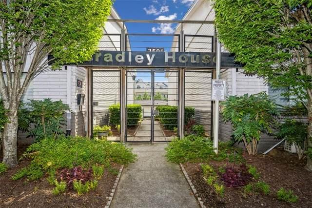 3501 Roswell #106, Atlanta, GA 30305 (MLS #6938248) :: Kennesaw Life Real Estate