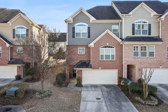 1504 Glen Ivy #15, Marietta, GA 30062 (MLS #6938272) :: North Atlanta Home Team