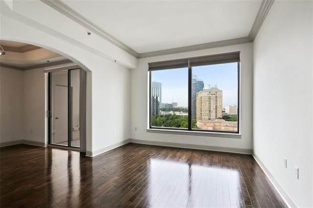3445 Stratford Road NE #1509, Atlanta, GA 30326 (MLS #6938288) :: Atlanta Communities Real Estate Brokerage